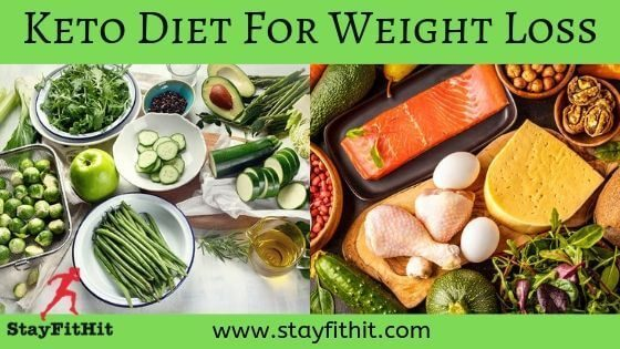 Keto Diet For Weight Loss: Easy Weight Loss Trick