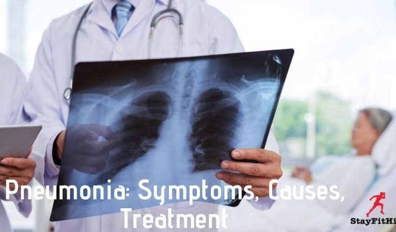 Pneumonia: Symptoms, Causes, Diagnosis & Treatment