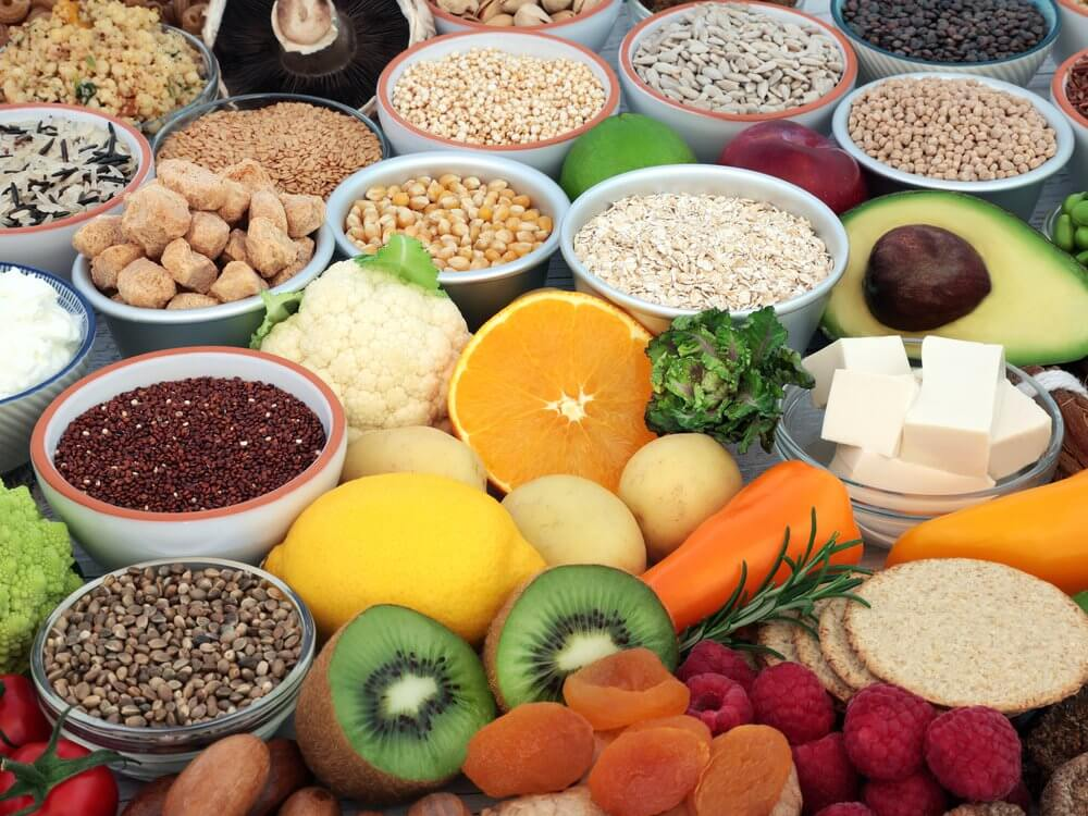 Diet for stomach ulcer patients