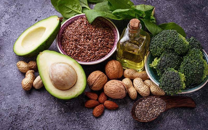 vegetarian keto diet food list of 2019