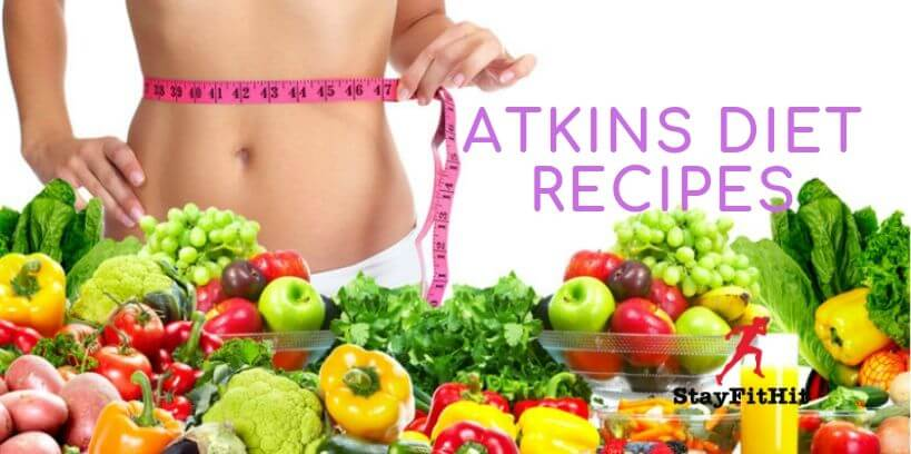 The Atkins Diet Recipes