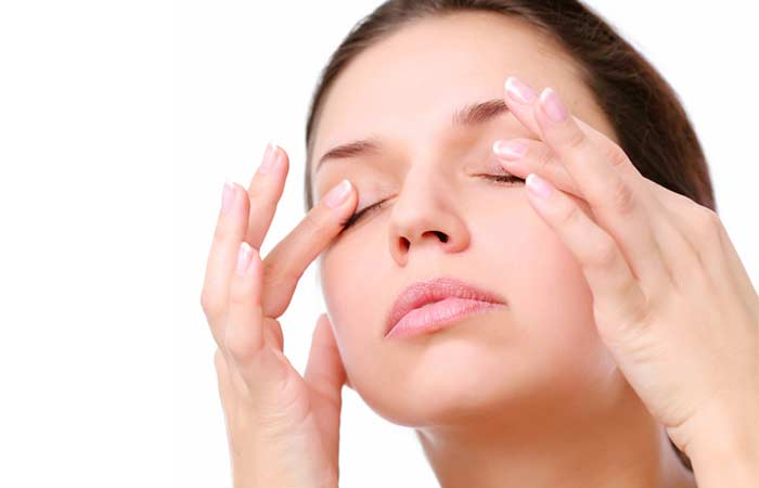 Face Exercises For Glowing skin
