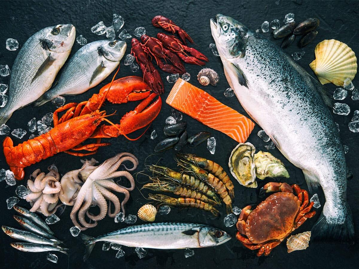 Is it safe to eat seafood?