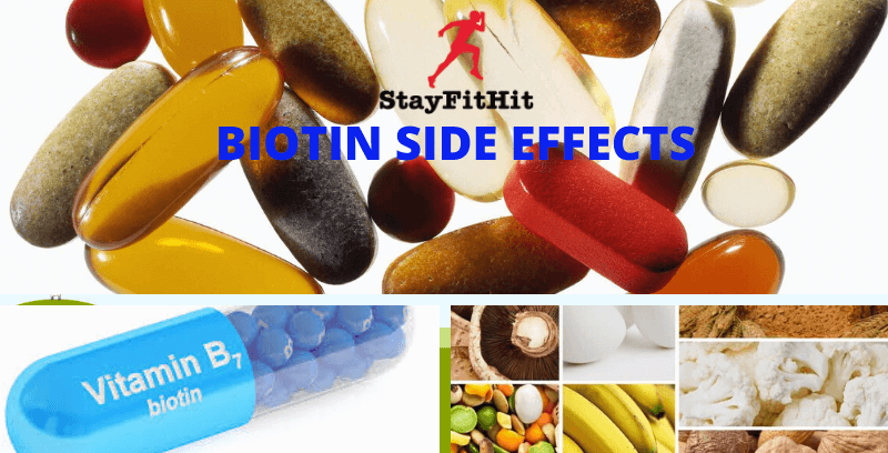 8 Common Biotin Side Effects That Are Unexpected