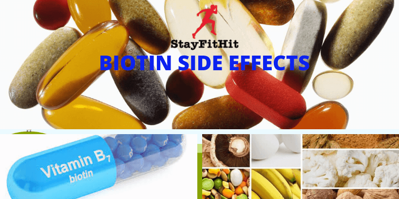 BIOTIN SIDE EFFECTS