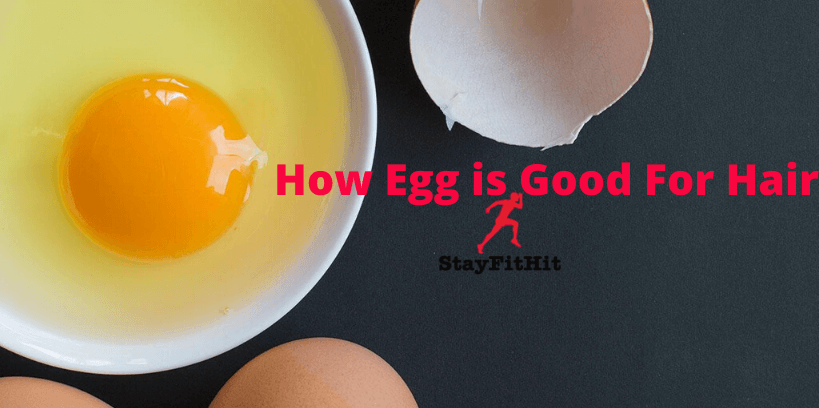How Egg is Good For Hair