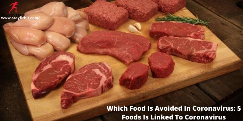 Which Food Is Avoided In Coronavirus: 5 Foods Is Linked To Coronavirus