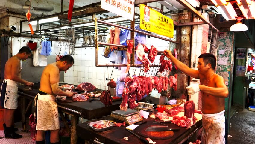 How To Avoid Coronavirus by Shopping or working in the wet market of china!
