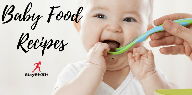 Baby Food Recipes (1)