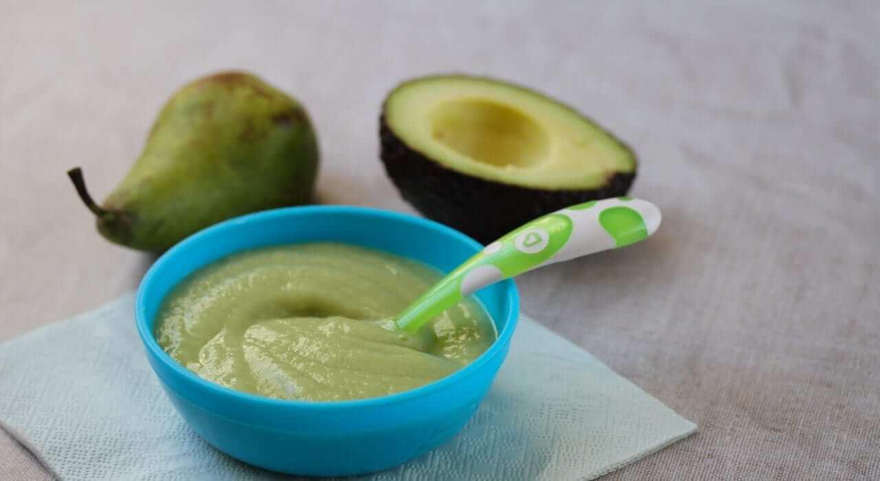 Pureed avocado (1)